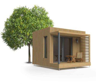 Studio de jardin EdenCube 11m2