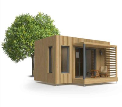 Studio de jardin EdenCube 15m2