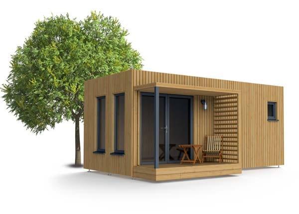 Studio de jardin EdenCube 20m2