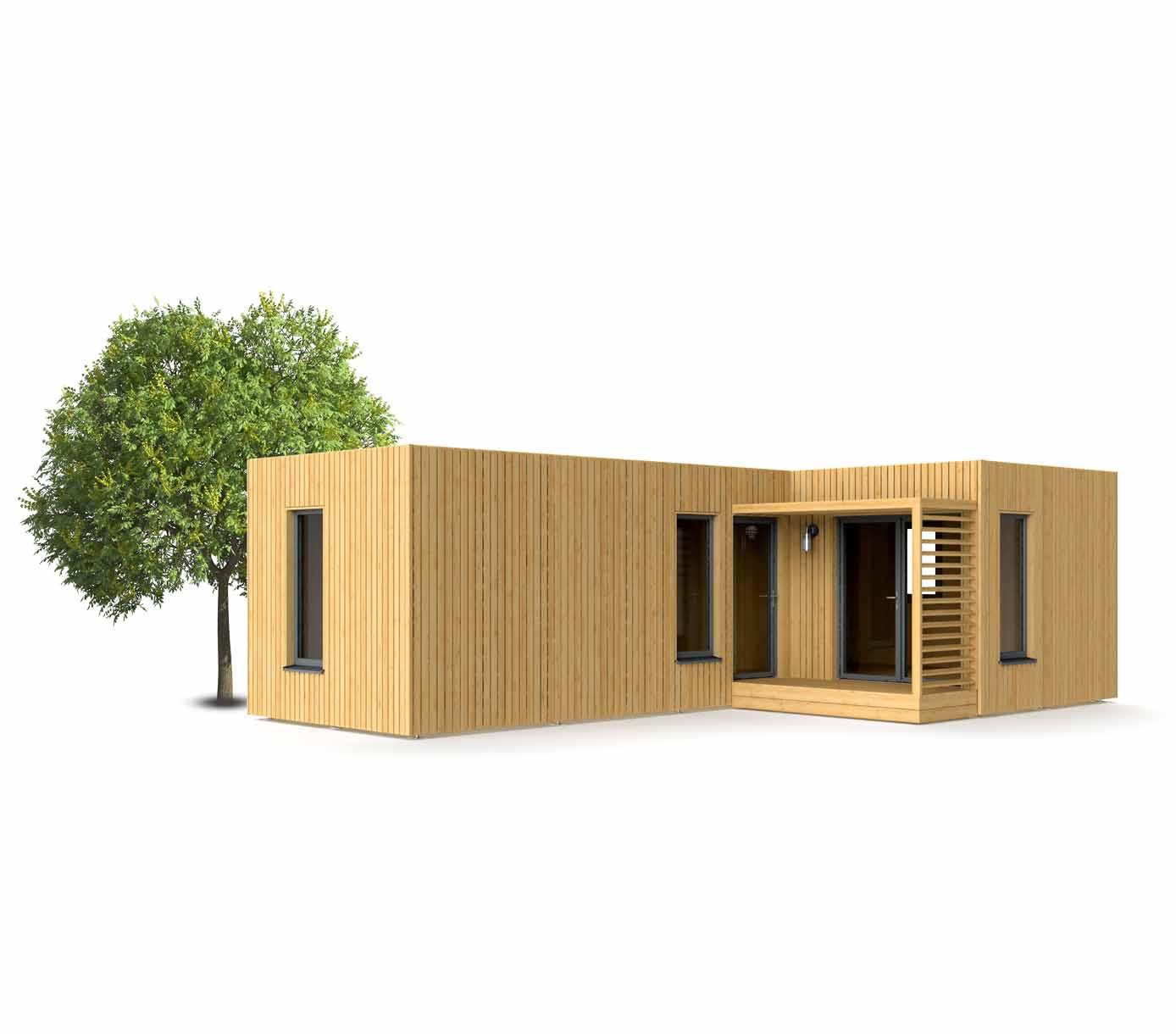 Studio de jardin 40m2